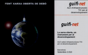 Guifi-Internet for all